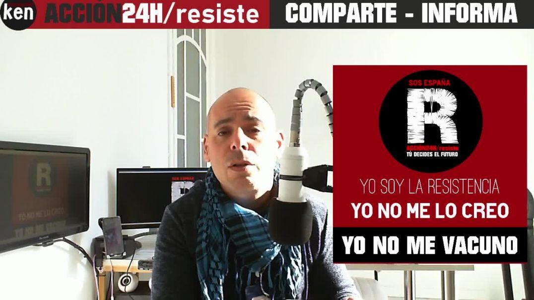REFLEXIONES Y NOTICIAS DEL 06/12/2020 - CIUDADANO KEN - YO NO ME LO CREO, YO NO ME VACUNO