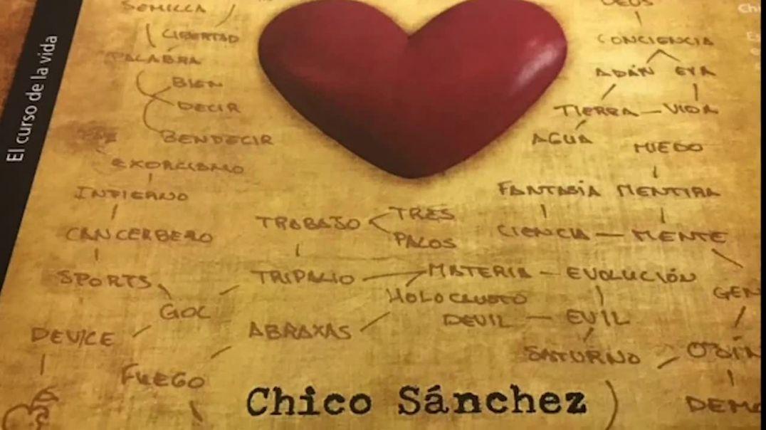 Entrevista a Chico Sánchez sobre el libro El curso de la vida.