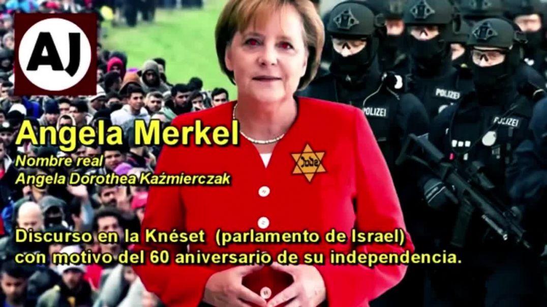 _VDEO_CENSURADO___ngela_Mrkel_NO_es_alemana_-_Habla_en_su_lengua_materna_(youtube