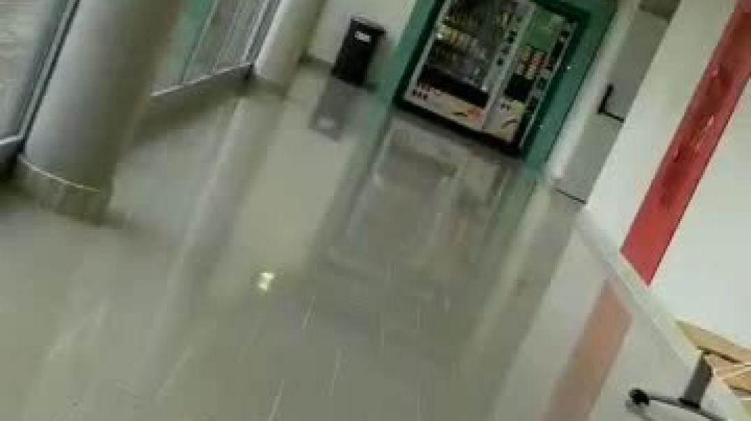 Hospital de Gandia (Valencia). Poniendo a los medios en evidencia.