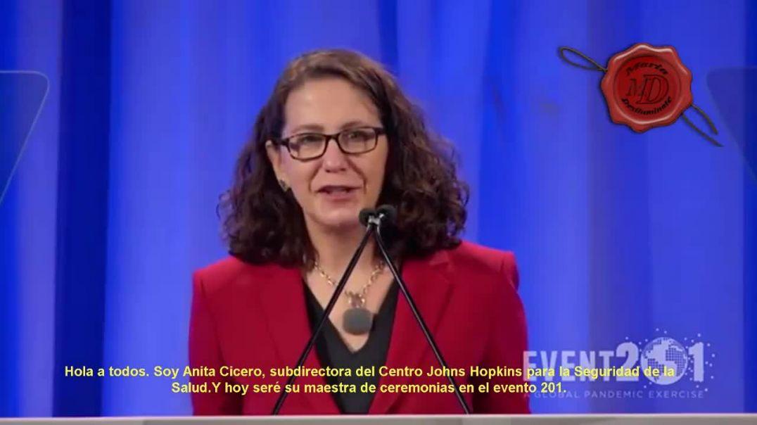 EVENTO 201 AL COMPLETO Y SUBTITULADO | EL ENSAYO PLANIFICADO