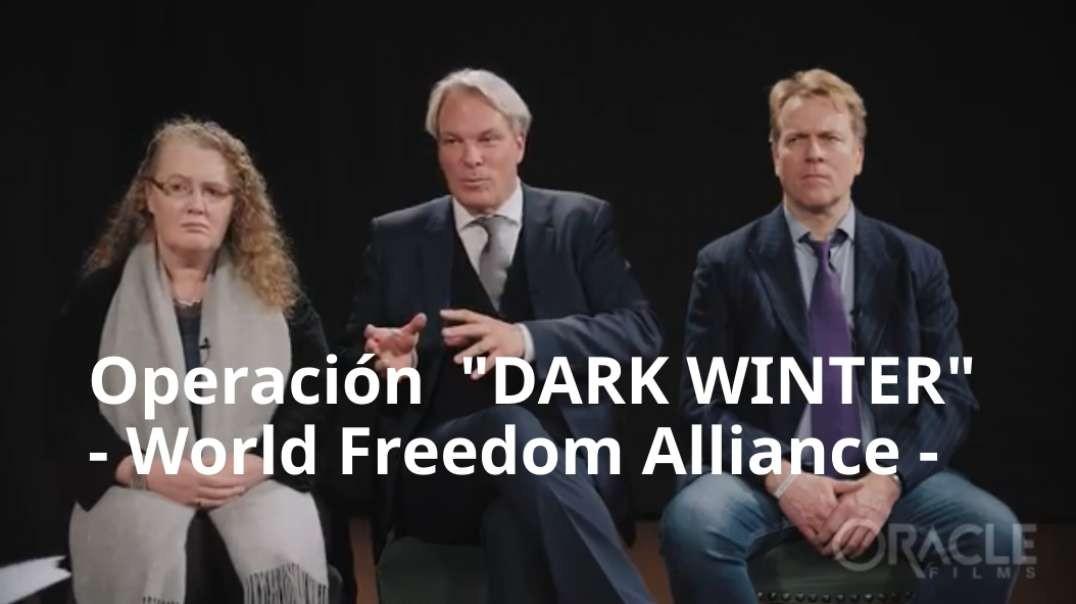 Heiko Schöning – Dark Winter - World Freedom Alliance (ACU2020) -