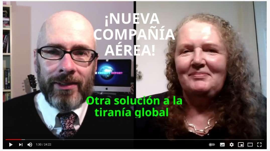 Freedom Airway - COMPAÑÍA AÉREA LIBRE que respeta los humanos - ¡ NUEVA !