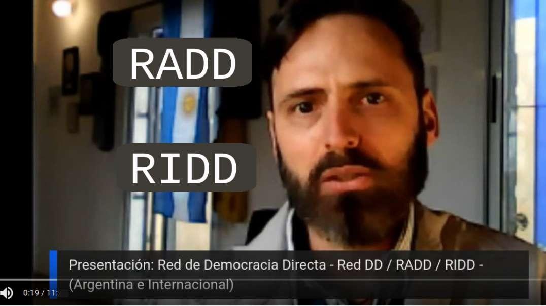 SÍNTESIS Red Democracia Directa - Red DD - (RADD _ RIDD)