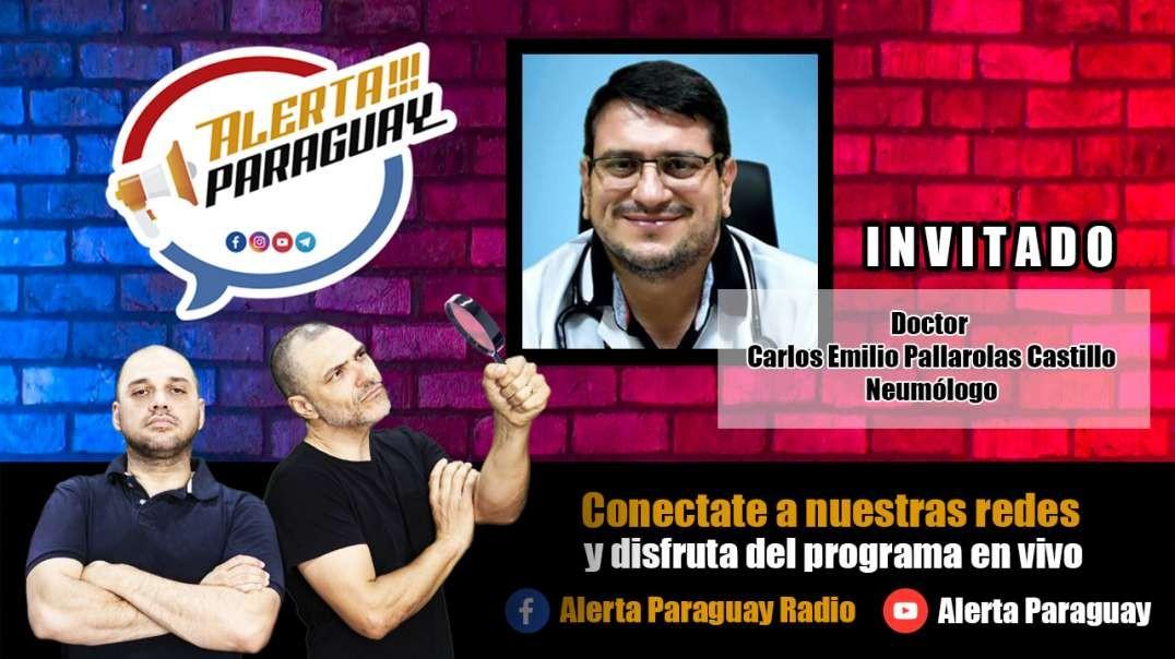 Entrevista con el Dr. Carlos Emilio Pallarolas Castillo