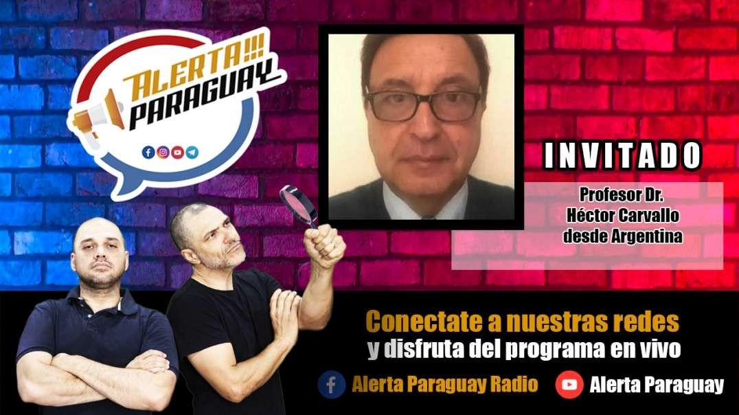 Entrevista con el Profesor Dr. Héctor Carvallo