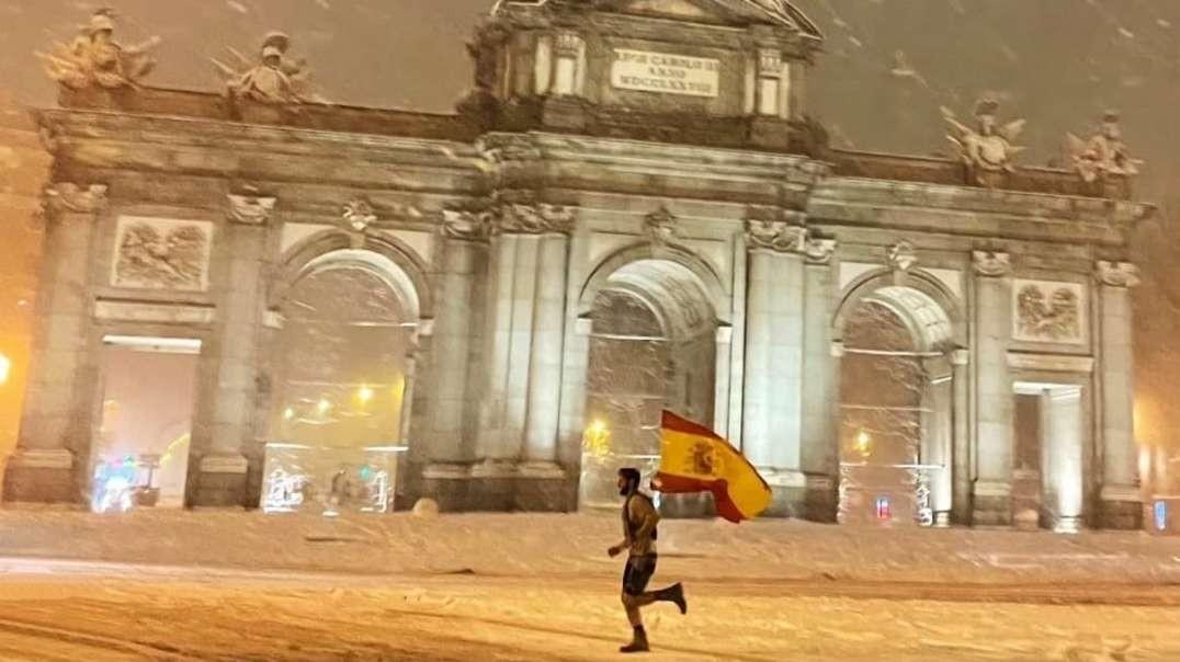 COMENZO LA GUERRA CLIMATICA - CHINA TOMA LA INICIATIVA EN EL PRIMER ATAQUE CLIMATICO A ESPAÑA