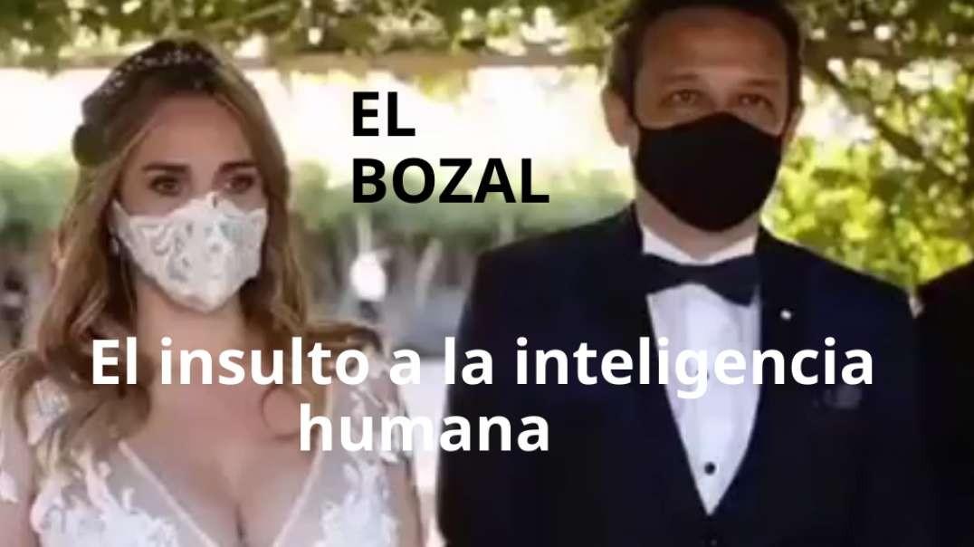 Lamascarilla : El insulto a la inteligencia humana - SE TRATA DE SUMISIÓN, NO DE SALUD -