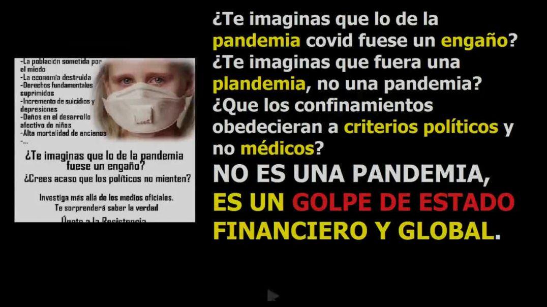 El Covid19 no es una pandemia, es un golpe de estado financiero mundial