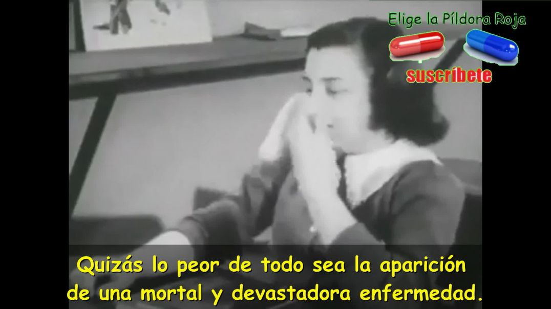 EL COVID SE PLANEÓ ANTES DE 1956. Programación predictiva.