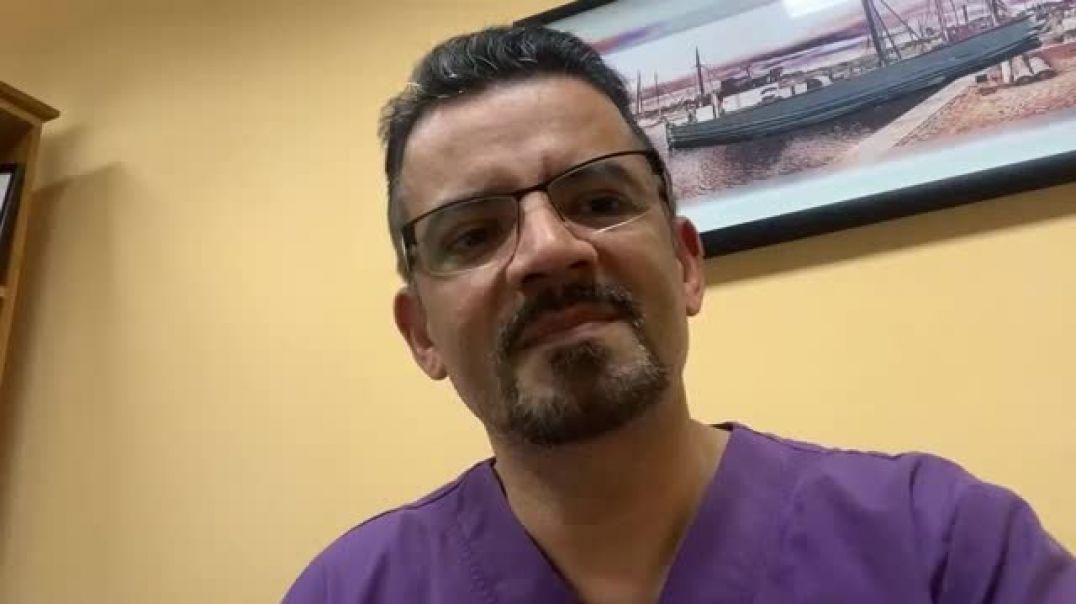 Dr. Fredy Portillo de Honduras - Las mentiras de la OMS y los verdaderos protocólos para sanar de CO