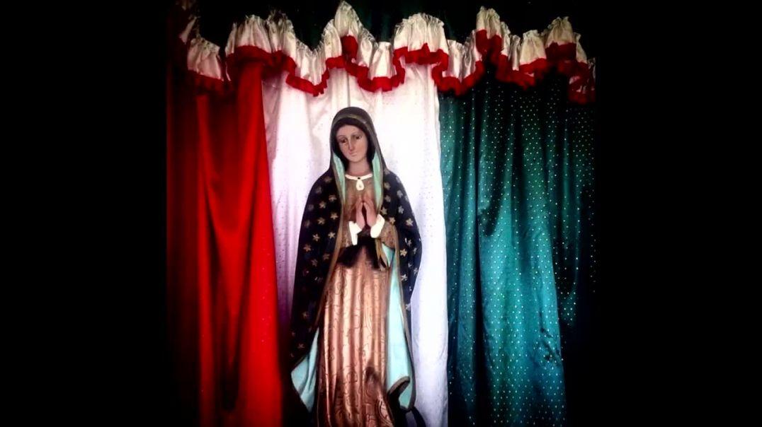 Entrevista en Enigmas 360 sobre la Virgen de Guadalupe.