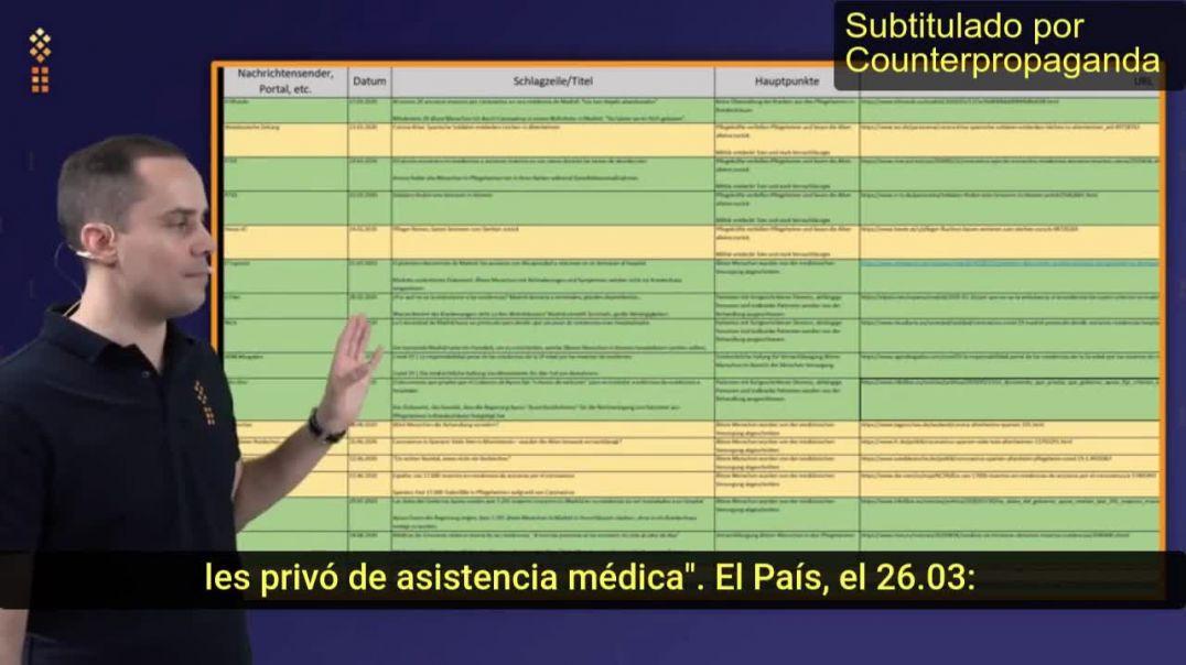 IMPRESIONANTE ANÁLISIS DESDE ALEMANIA PARA ESPAÑA | LAS PRUEBAS DEL GENOCIDIO