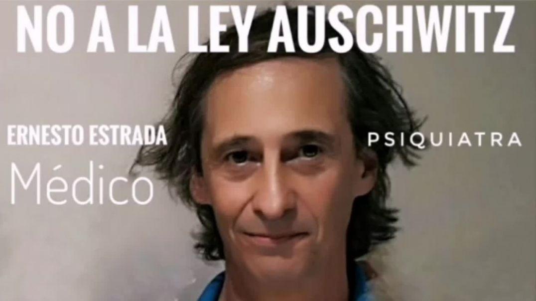 ERNESTO ESTRADA PSIQUIATRA Galicia: No a la reforma de ley de Salud