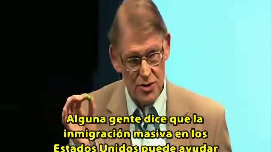 Inmigración, Pobreza Mundial y Bolas de Chicle
