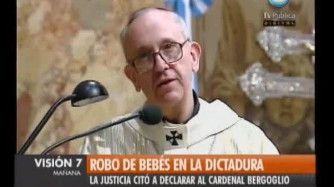 La verdad sobre el Papa Francisco vs. Jorge Bergoglio. Programa evidencias