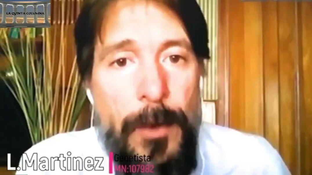 LIBÉRATE DEL MIEDO   DR. LUIS MARCELO MARTÍNEZ