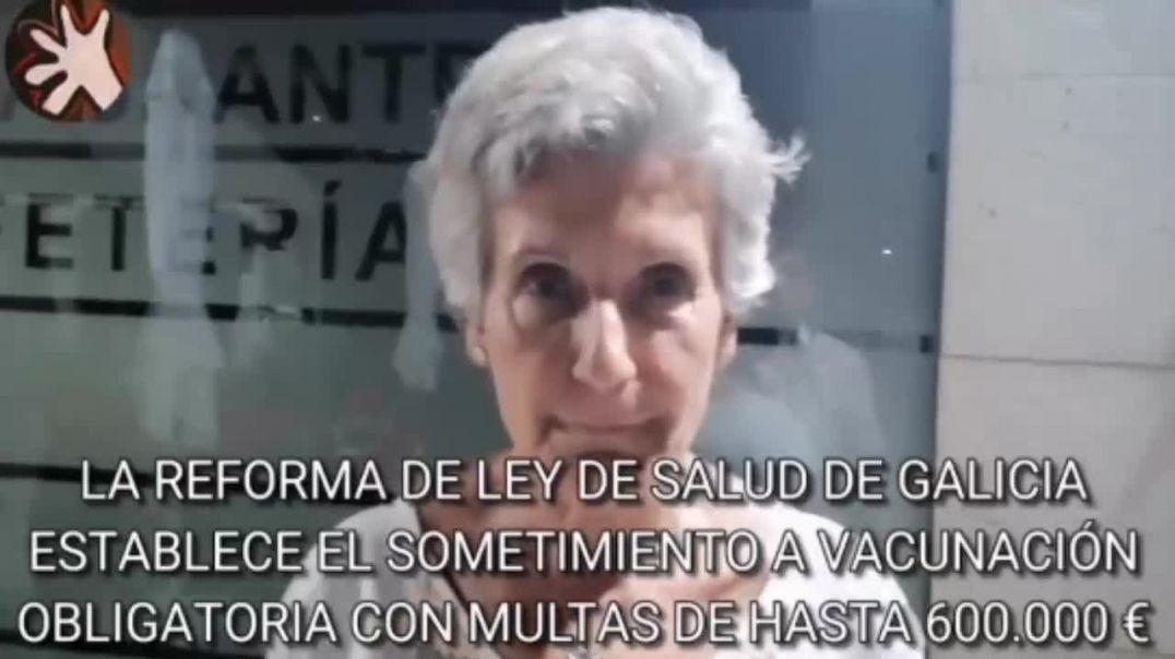 Los vacunados Contagian y Vacuna Covid es un experimento   Dra Martínez AlbarracÍn
