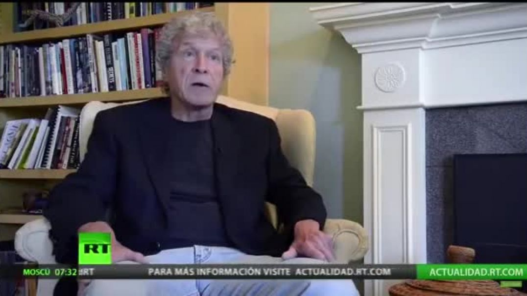 Entrevista a John Perkins en RT (Russian Today)