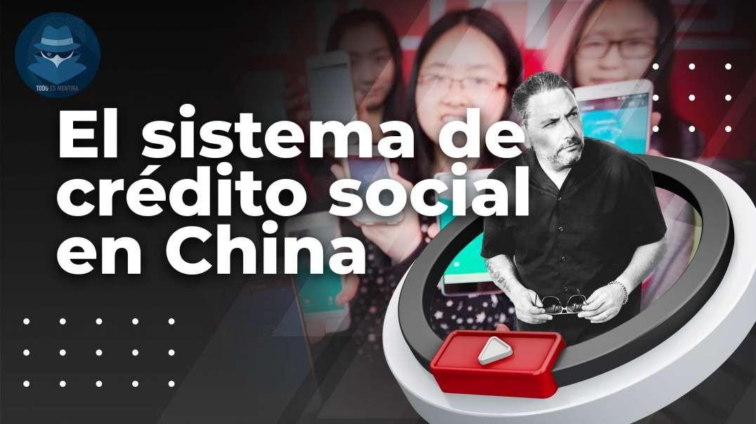 El sistema de crédito social en China. ¿llegará a Occidente?