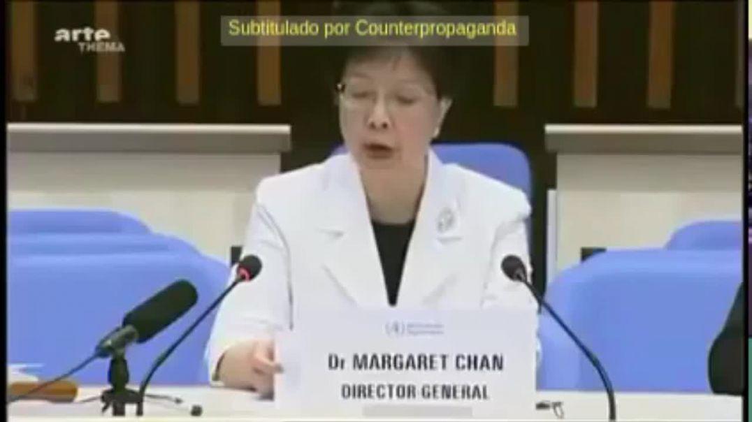Beneficiarios del miedo - Marketing de vacunas con pandemias inventadas