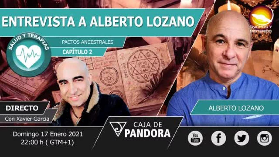 PACTOS Y ACUERDOS ANCESTRALES (CAP2)   ALBERTO LOZANO y XAVIER GARCIA[1]