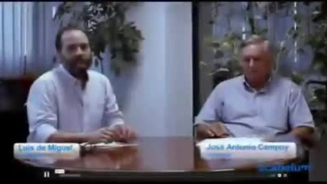 Abogado Luis de Miguel Ortega y Direc. de la Revista de Divulgación Científica, Discovery Salud.