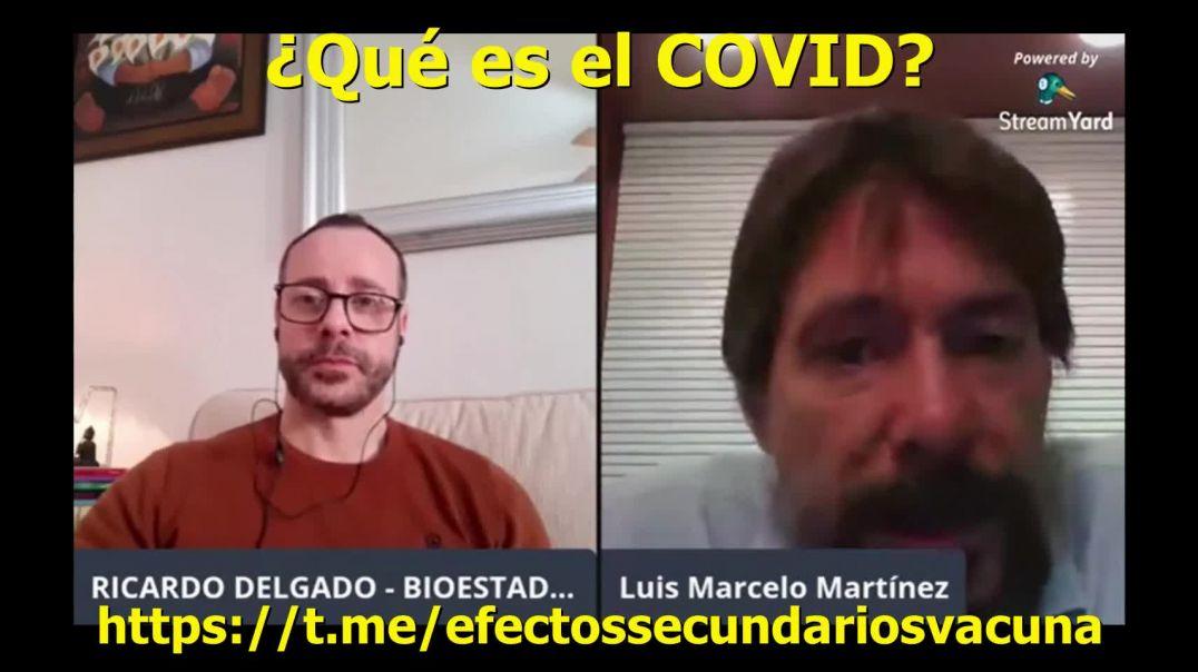 DR. LUIS MARCELO MARTÍNEZ ¿DESAPARECIÓ LA GRIPE?, ¿QUÉ ES LA COVID19?