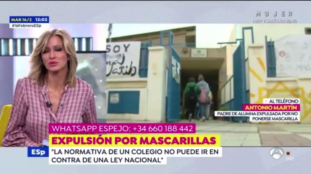 ⛔️Susana Griso atenta contra el Real Decreto 21/20 en Directo!!