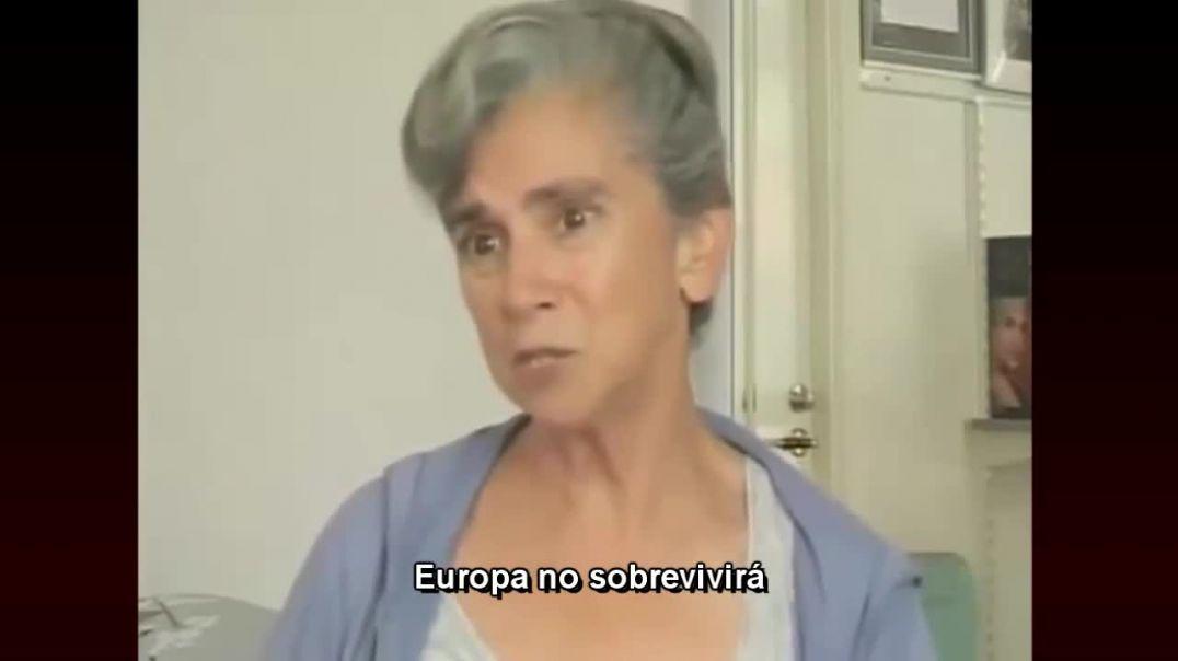 Fronteras abiertas el SUICIDIO colectivo de EUROPA.