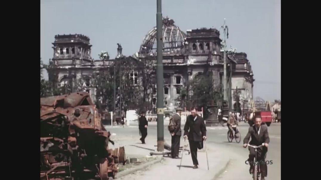Berlín y Potsdam 1945 - Destrucción total.