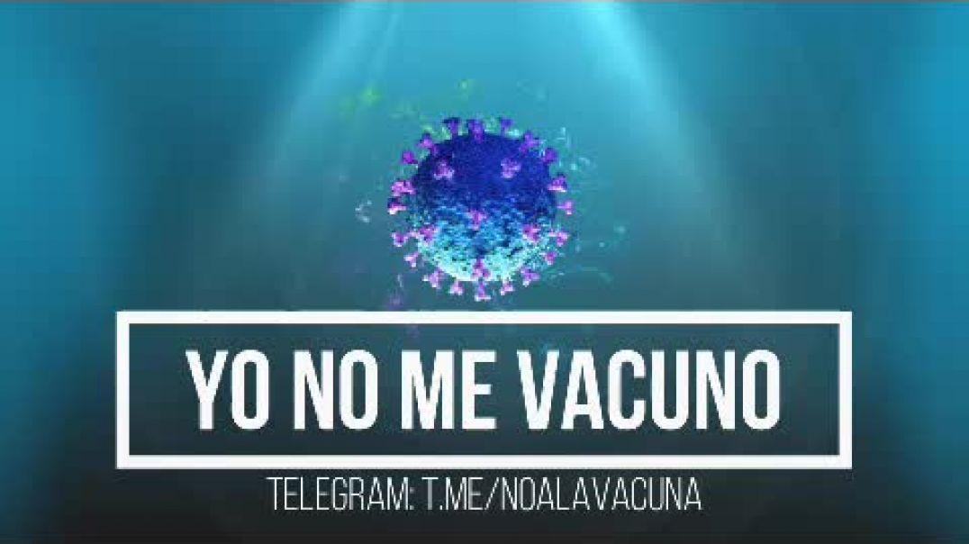 Yo No Me Vacuno. Resumen evidente sobre la desinmunidad y efectos adversos.