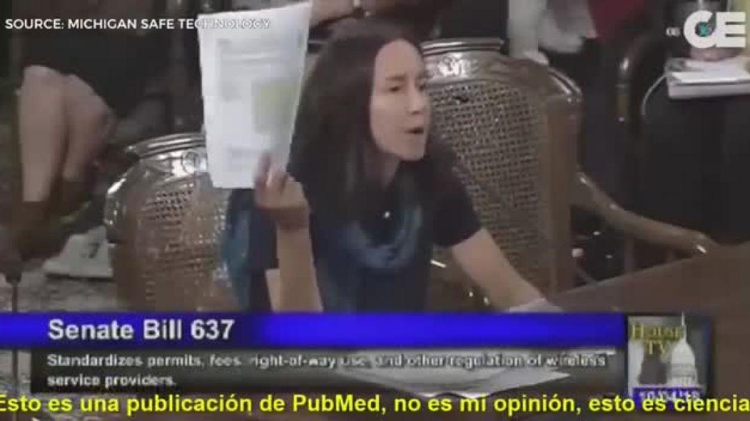 ⛔BOMBAZO!! Doctora veterana en la audiencia del senado sobre 5G