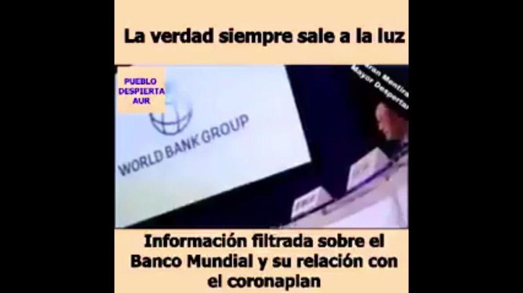EVIDENCIAS DE LA PLANDEMIA