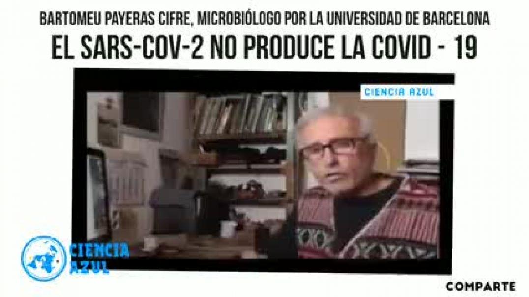 DR. BARTOMEU PAYERAS MICROBIÓLOGO DE LA UNIVERSIDAD DE BARCELONA