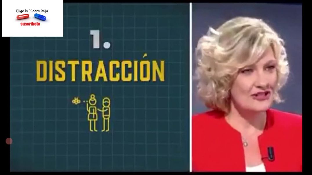 LOS MEDIOS DE COMUNICACION NOS MANIPULAN. 10 FORMAS DE HACERLO.