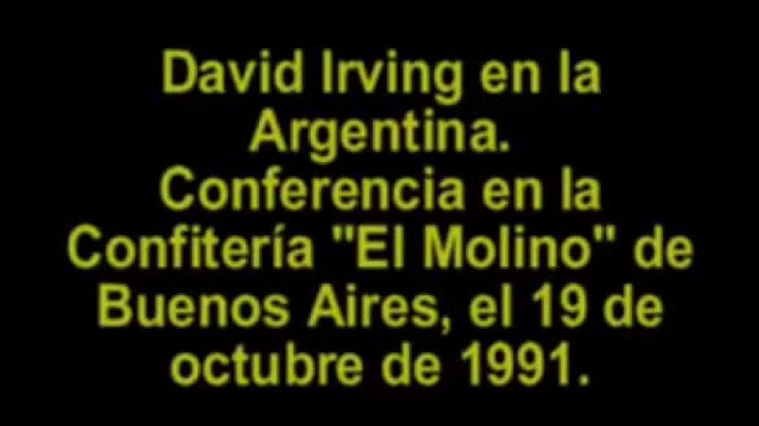 David Irving - La Mentira del Holocausto.