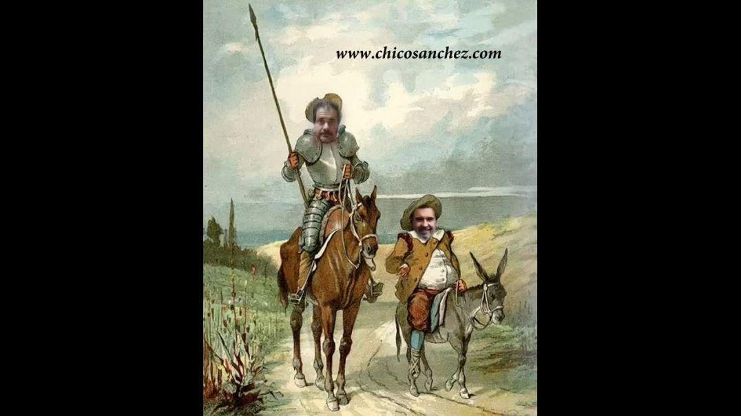 Parte 18 - ¿Quién es Sánchez Panza? - Las aventuras del último Don Quijote.