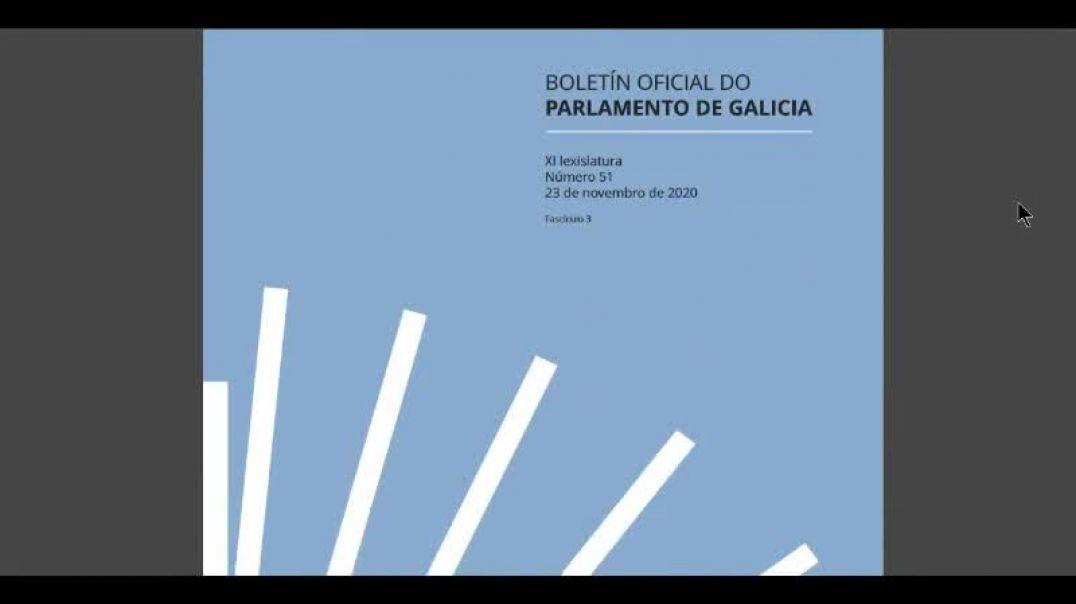 Ley Auschwitz en Galicia (campos de concentración COVID)
