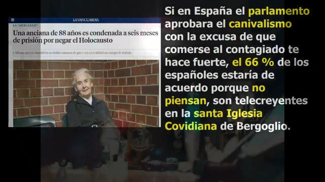 Si en España se aprobara el canivalismo la mayoria estaria de acuerdo