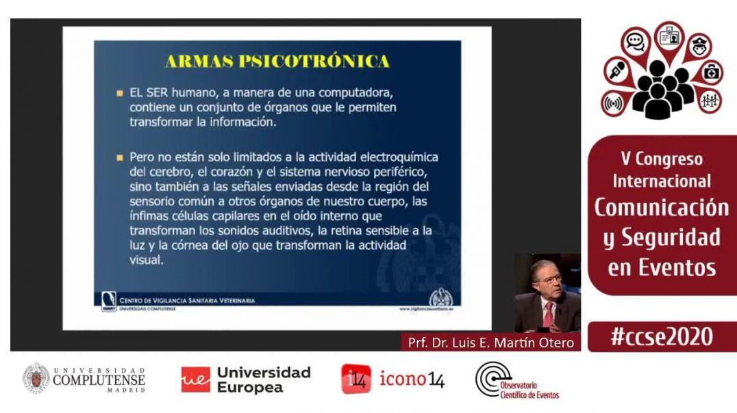 BOMBAAA!!! LAS RADIOFRECUENCIAS PUEDEN SER USADAS PARA CREAR ENFERMEDADES Y MATAR | DR. LUIS MARTÍN