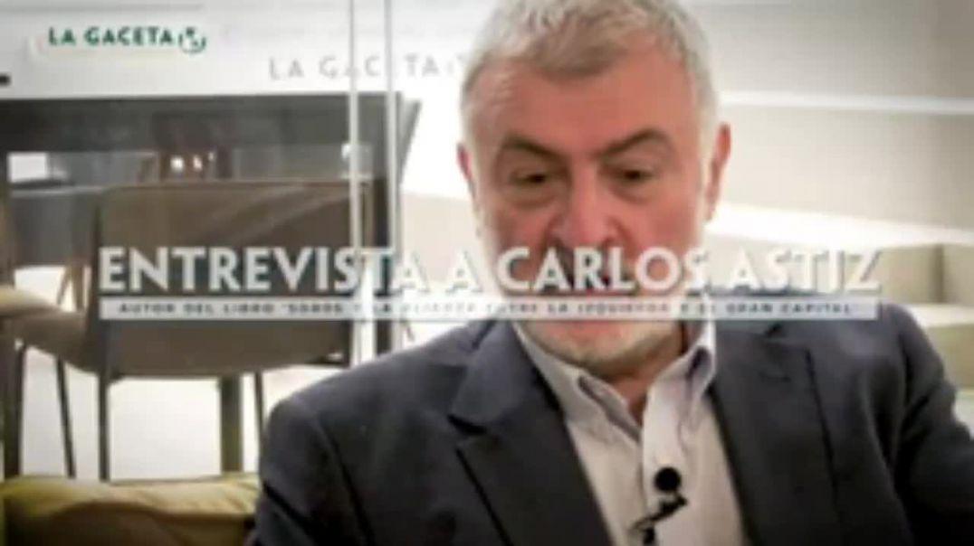 PROYECTO DE LA ÉLITE PARA INSTAURAR UNA DICTADURA TOTALITARIA MUNDIAL (CARLOS ASTIZ)