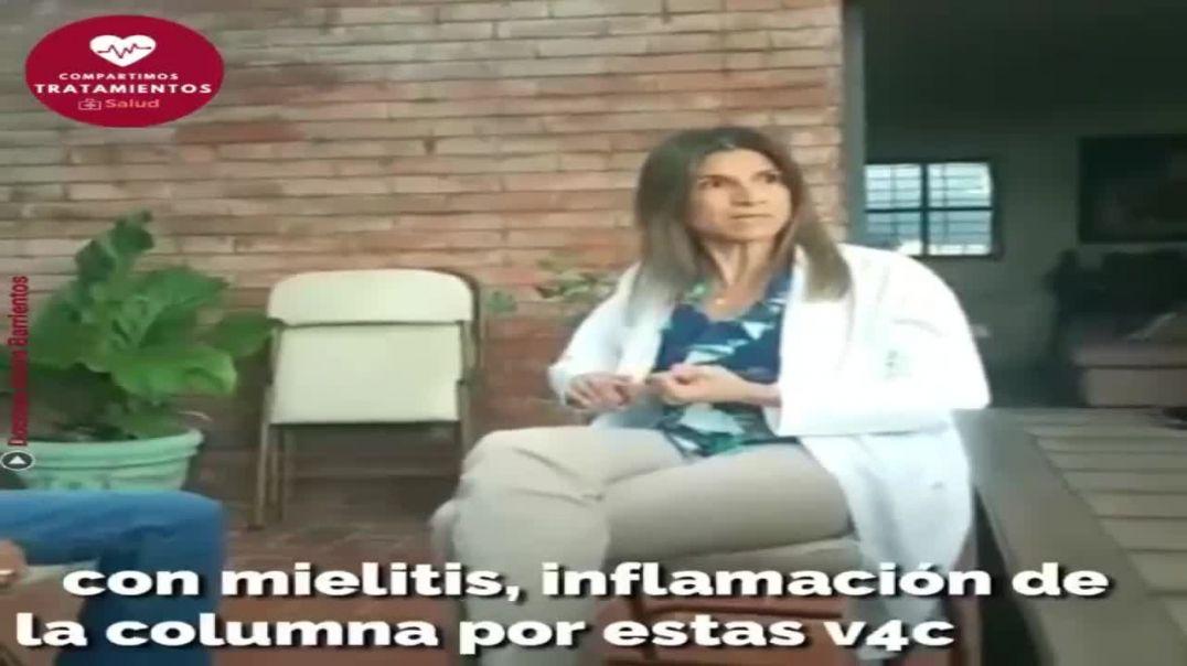 """DOCTORA HABLA CLARAMENTE SOBRE LA """"VACUNA"""""""