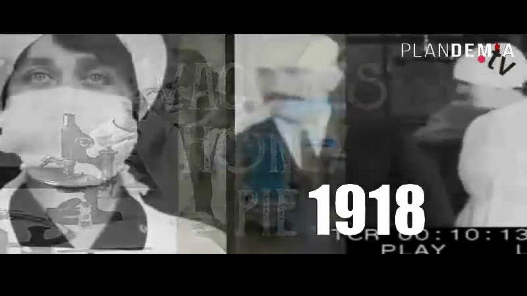 Vacunación: el asesino silencioso (Gripe de 1918)
