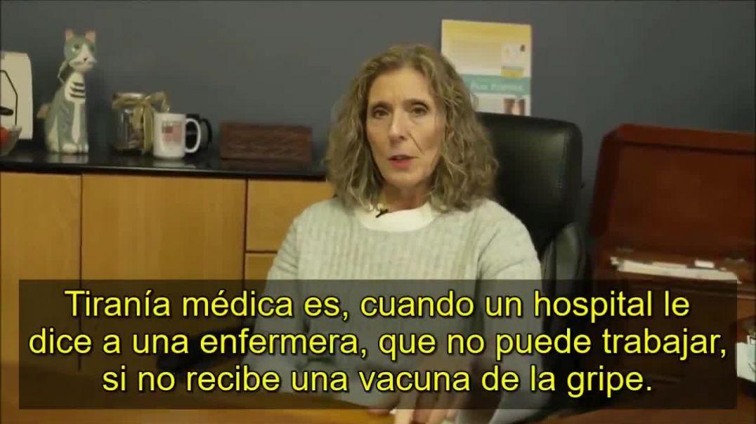 """Dra. Pam Popper, presidenta de Wellness Forum Health y autora del libro """"Operación COVID"""""""