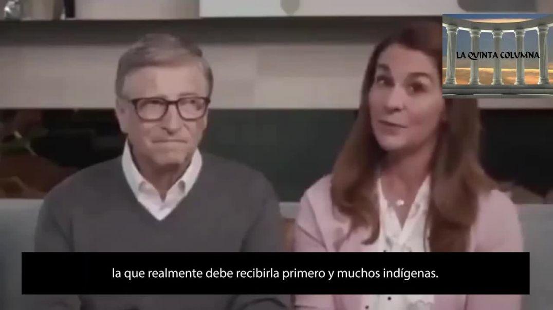 LAS VACUNAS LA GRAN ESTAFA DE BILL GATES