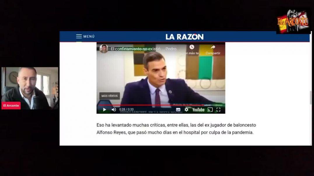 """""""¿Y si fue un sueño-"""", la dura crítica a Pedro Sánchez por decir que """"el confinamiento no existió"""""""