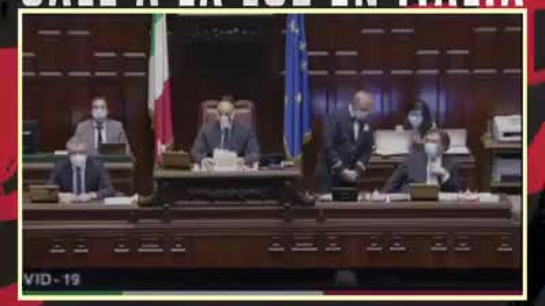 LA VERDAD GLOBAL SALE A LA LUZ EN ITALIA