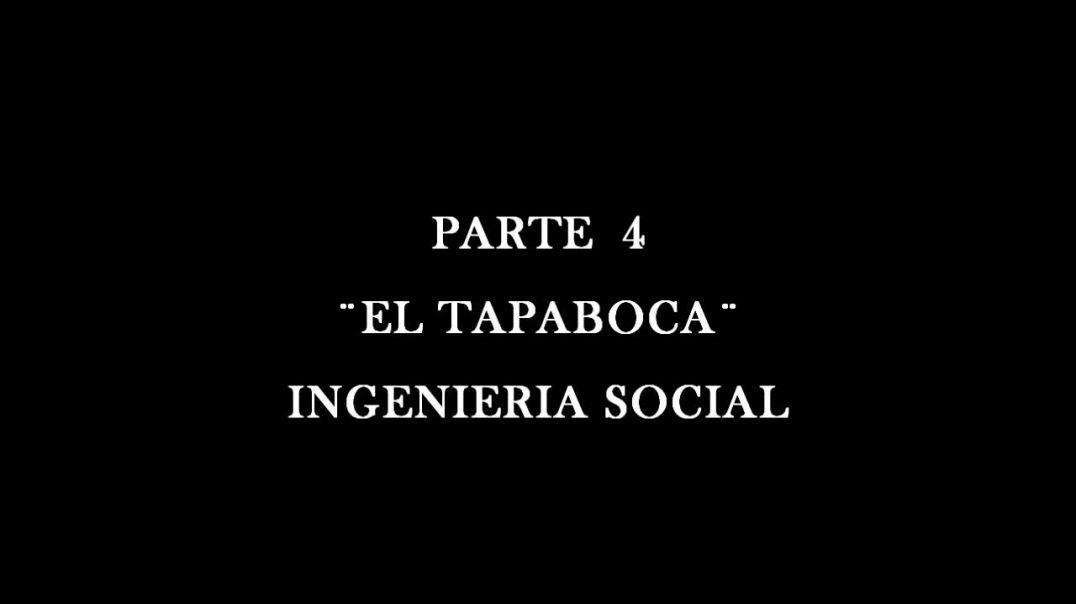 Luis Marcelo Martinez (Genetista Argentino) PARTE 4 :      EL¨TAPABOCA¨  -  INGENIERIA SOCIAL