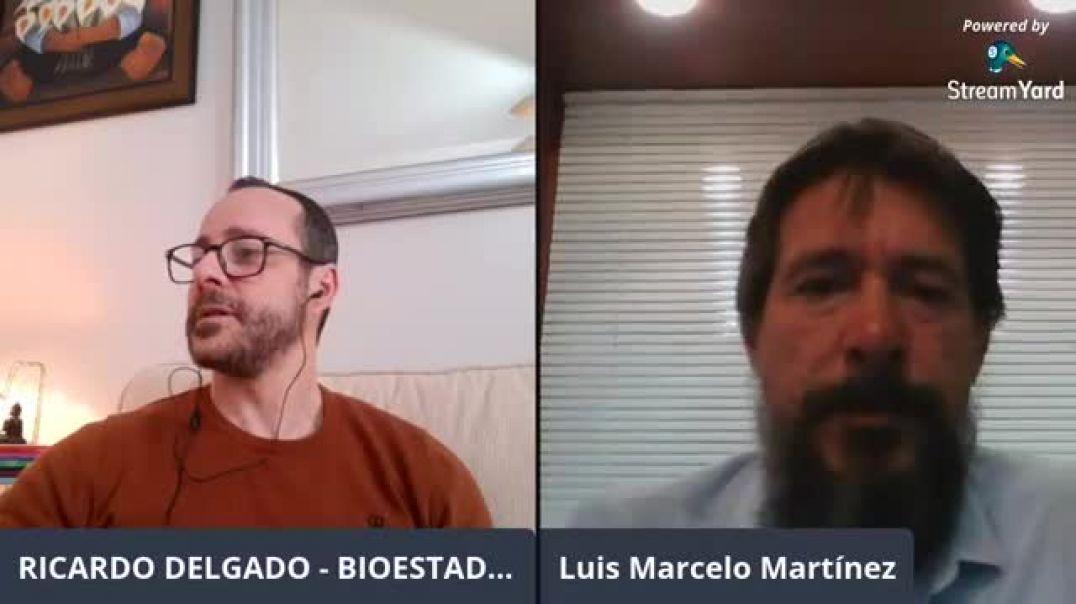 RICARDO DELGADO BIOESTADÍSTICO Y DR. LUIS MARCELO MARTÍNEZ